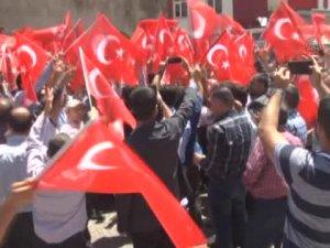 Samsun Ladik'te Siyasi Partilerden Ortak Darbe Bildirisi