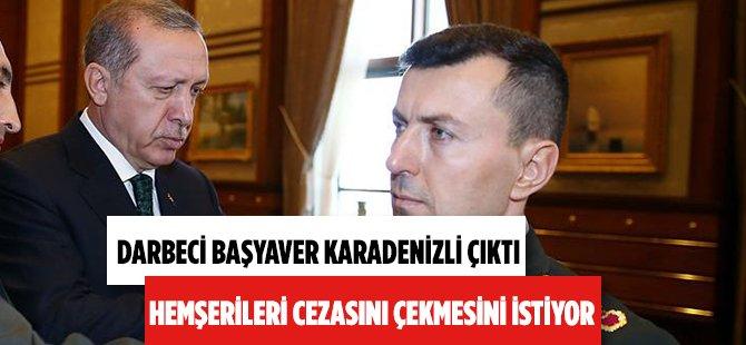 Trabzonlu Hain Başyaver Albay Ali Yazıcı Cezasını Çeksin İstiyorlar