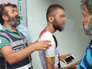 Samsun'da Bir Genç Kavgada Hastanelik Oldu