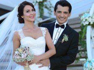 Osman Akça İle Sema Şahingöz Evlendi