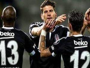 Beşiktaş'tan Mario Gomez'e Teşekkür Mesajı