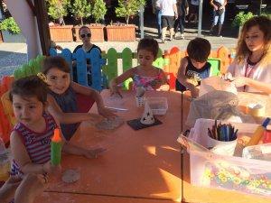 Samsun Bulvar AVM'de Çocuklar Bu Hafta Zaman Atölyesinde Buluşacak
