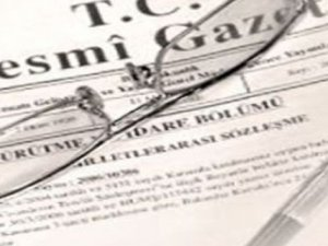 OHAL'in Kabulü Resmi Gazete'de Yayımlandı