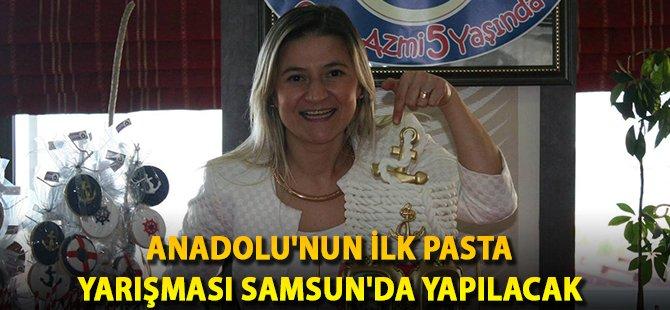 Master Of Cake Yarışması Anadolu'da İlk Kez Samsun'da