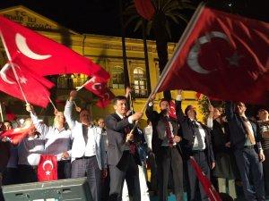 AK Partili Milletvekili Dağ Darbe Girişimini Değerlendirdi