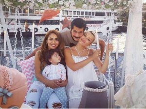 İsmail Hacıoğlu ile Eşi Doğacak Bebekleri İçin Baby Shower Partisi Yaptı