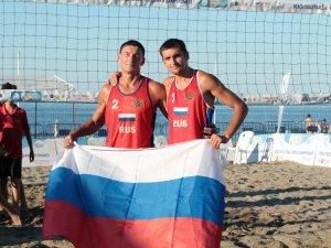Plajın Şampiyonları Litvanya ve Rusya
