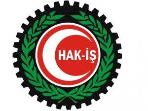 Hak-iş Genel Başkanı Arslan: Hükümetimizin Yanındayız