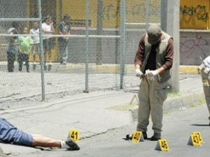 Meksika'da Belediye Başkanlarına İnfaz