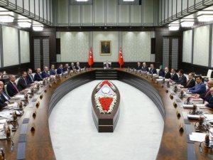 Bakanlar Kurulu Cumhurbaşkanlığı Külliyesinde Toplanacak