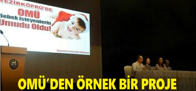 OMÜ Tüp Bebek Hastaların Ayağına Gidiyor