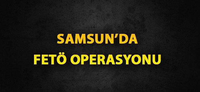 Samsun'da FETÖ Operasyonu Kapsamında 6 Kişi Adliyeye Sevk Edildi