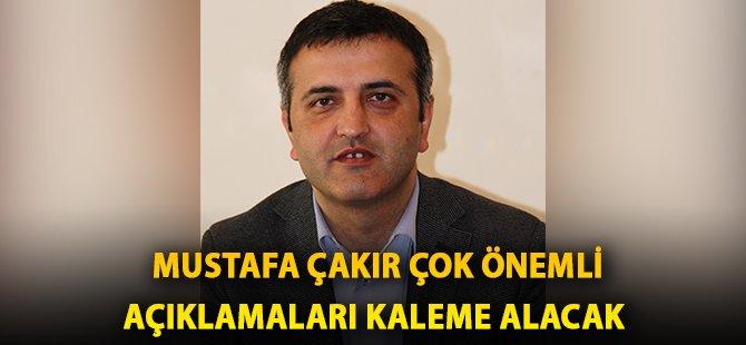 """Haberexen Yayın Grubu Başkanı ve İmtiyaz Sahibi Mustafa Çakır;""""Çok Önemli Açıklamaları Kaleme Alacak"""""""