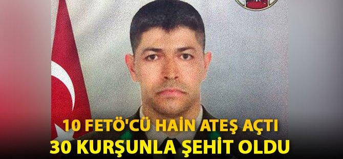 Kahraman Astsubay Ömer Halisdemir Böyle Şehit Edilmiş