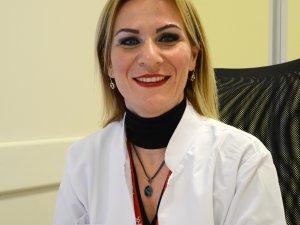 """Medikal Park Samsun Hastanesi Uzm. Dr. Rabia Cerrah Karanfil """"Kuru İğneleme"""" Hakkında Bilgi Verdi."""
