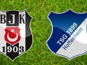 Beşiktaş'ın 2. Hazırlık Maçına Yağmur Engeli