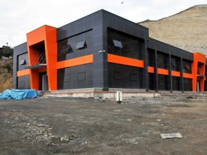 Samsun'un Terme İlçe Belediyesine Yeni Fen İşleri Şantiyesi