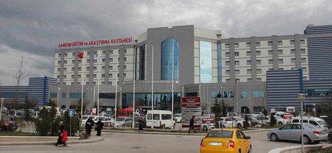 Samsun Eğitim ve Araştırma Hastanesi'nde Görevli 4'ü Doktor 19 Kişi de Açığa Alındı