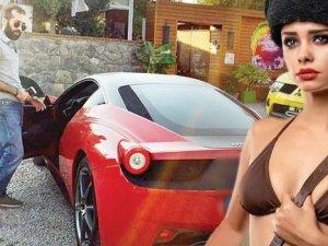 Cengiz Çolak, Ferrari'sini Geri Aldı