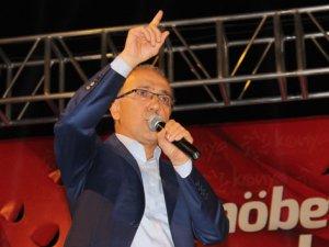 Kalkınma Bakanı Elvan: 'Bize Bizden Başka Dost Yok'