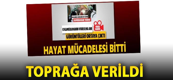 Samsun'da Düğünde Maganda Kurşunuyla Başından Vurulan Genç Toprağa Verildi