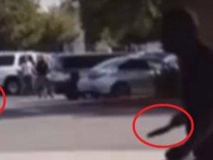 Amerika'da Bıçaklı Saldırgan Polis Tarafından Vuruldu