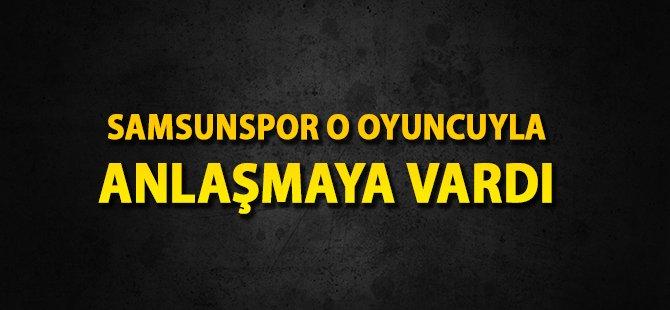 Samsunspor, Eski Oyuncusu Macedo İle Ödeme Konusunda Anlaşmaya Vardı