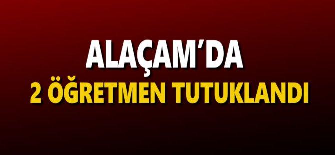 Alaçam'da FETÖ/PDY Operasyonunda 2 Öğretmen Tutuklandı