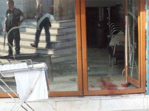 Muş'ta Polise Bıçaklı Saldırı