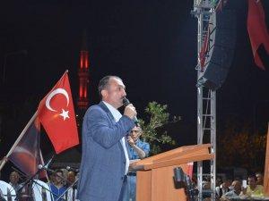AK Parti Samsun Milletvekili Orhan Kırcalı Binlerce İnsana Seslendi