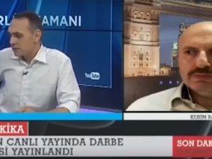 Erdoğan'ın Açıklamasını Duyan FETÖ'cü Hain