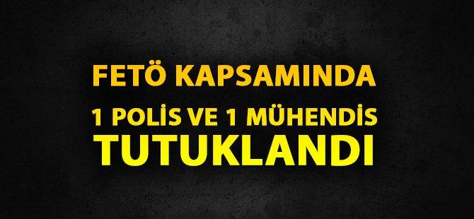 Samsun'da FETÖ Kapsamında 1 Polis ve 1 Mühendis Tutuklandı