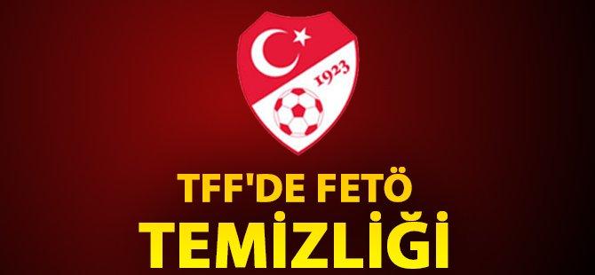 Türkiye Futbol Federasyonu 94 Kişiyle İlişiğini Kesti