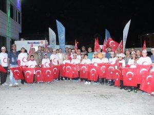 """Samsun'un Kavak İlçe Belediye Başkanı Sarıcaoğlu; """"15 Temmuz Bir Destandır"""""""
