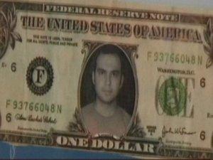 Kendi 1 Dolarını Bastırmış