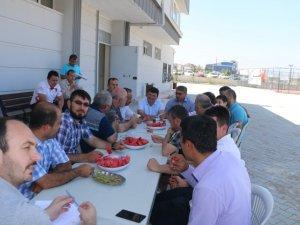 Samsun'da Camiler Arası Futbol Turnuvası