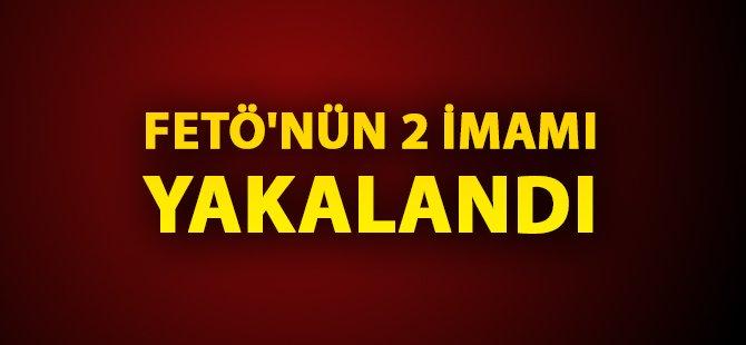 FETÖ'nün Samsun İmamı Olduğu İddia Edilen 2 Kişi Ankara ve Trabzonda Yakalandı