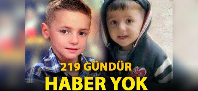 Tokat'ta Kaybolan 219 Gündür Bayram Erol İle Dursun Kağan Taşçı'dan Haber Yok