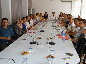 Samsun'da 'Kadın İşletmelerine Finansman Ve Danışmanlık Desteği' Programı Başladı