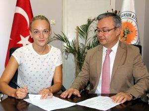 Samsun Büyükşehir Belediyesi Anakentspor'a Yeni Transfer
