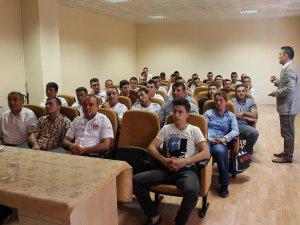 Samulaş Personel Bilgilendirme Toplantısı