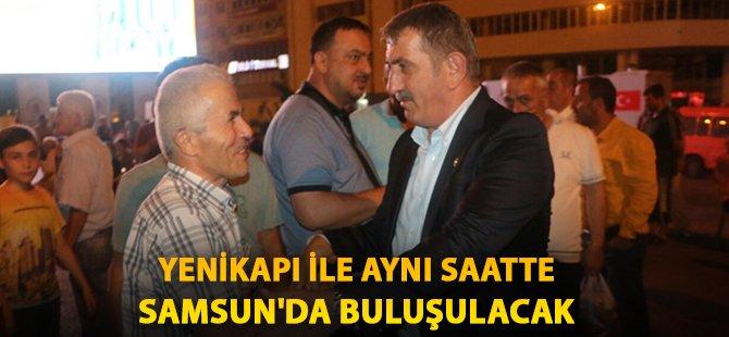 AK Parti Samsun Milletvekili Fuat Köktaş'tan  7 Ağustos Çağrısı