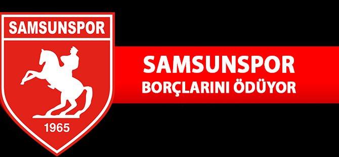 Samsunspor Yabancı Oyunculara Alacaklarını Ödüyor