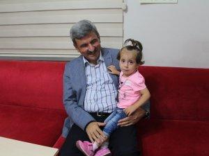 Samsun'un Vezirköprü İlçe Belediye Başkanı Edis, Suriyelileri Dinledi