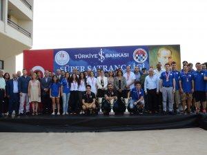 TSF, Satrançla Türkiye'nin Adını Dünyaya Duyurdu