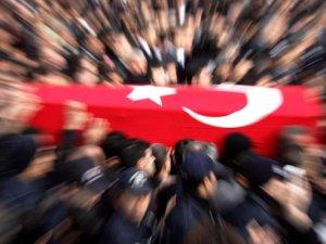 Sinop'a Şehit Ateşi Düştü
