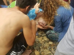 Rize'de Şelaladen Düşen Genç Ağır Yaralandı