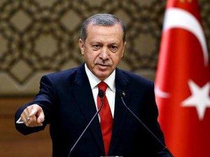 """Cumhurbaşkanı Erdoğan:""""FETÖ'ye Giden Her Kuruş Millete Sıkılan Bir Kurşundur"""""""