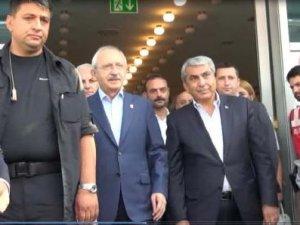Kılıçdaroğlu 'Demokrasi Ve Şehitler Mitingi' İçin İstanbul'da