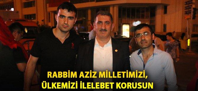 """AK Parti Samsun Milletvekili Köktaş; """"Rabbim Aziz Milletimizi, Ülkemizi İlelebet Korusun"""""""